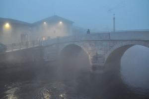 Ombre nella nebbia