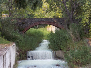 Ponte alle Terme Luigiane di Guardia Piemontese