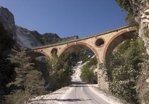 Il ponte in salita
