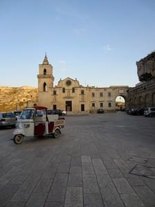 ''Piazza San Pietro Caveoso'' - Matera