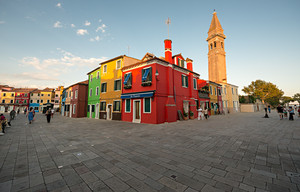 Burano in Piazza