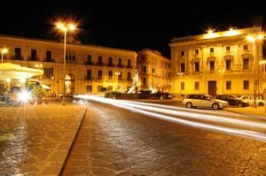 Piazza Archimede.