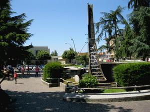 Piedimonte Matese piazza Carmine.