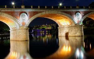Un ponte dentro l'altro