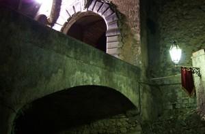 Accesso al Castello Lancellotti