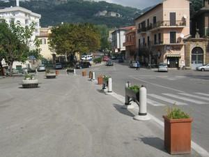 Cori – piazza Signina