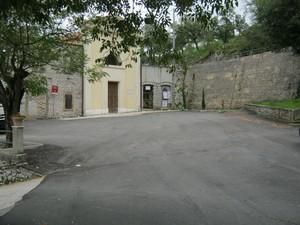 Rocca Massima – Piazzetta San Rocco