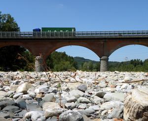 Un ponte di arquata scrivia