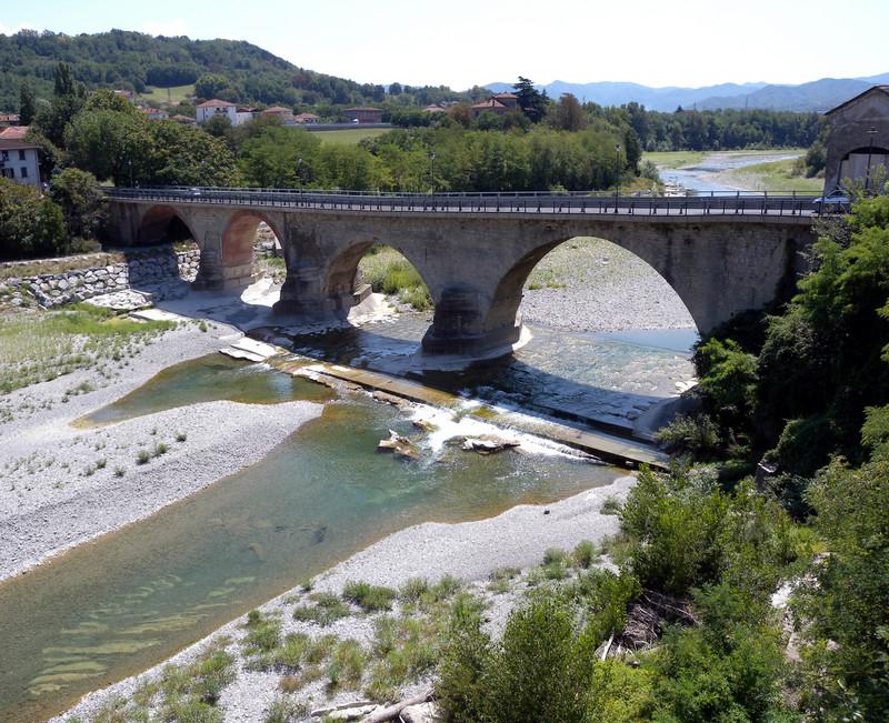 ''Il ponte di Serravalle Scrivia'' - Serravalle Scrivia