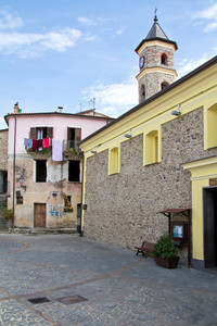 Piazza Antonini (San Biase)