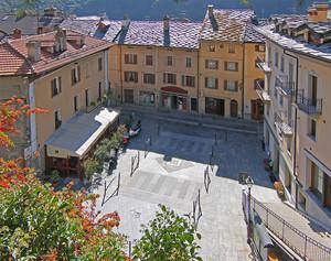 Piazza Abbè Prosper Duc