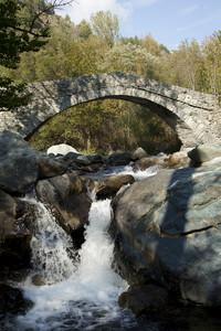 Sul torrente  Evançon