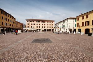 Qui vivevano Don Camillo e Peppone