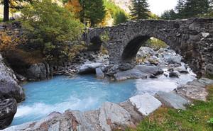 Antico ponte di Balme