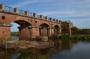 Ponte sulla Casa Rossa