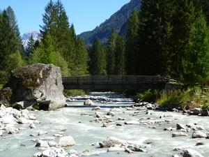 Ancora ponti, sulla strada per le cascate