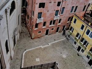 campo San Beneto, sestiere di San Marco