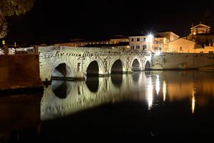 Il ponte di Augusto e Tiberio