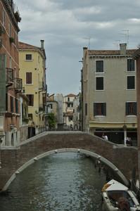 persi fra i ponti di Venezia