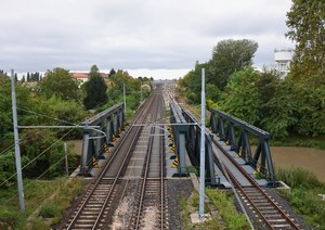 Ponti ferroviari sul Lemene