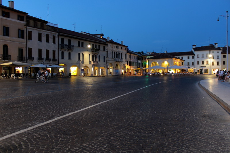 Castelfranco Veneto – Piazza Giorgione