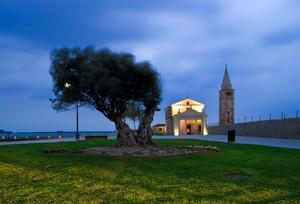 Piazzetta al mare