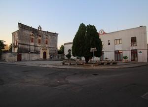 Il castello e il municipio tra antico e moderno