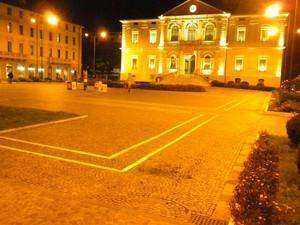 Vittorio Veneto, la Piazza