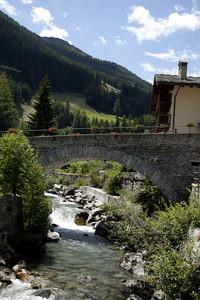 Il ponte del villaggio
