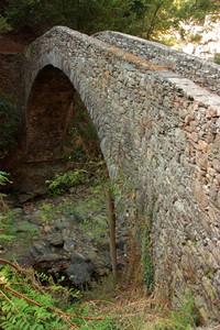 Antico ponte sul Cicana