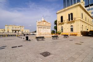 Piazza Fontana Greca