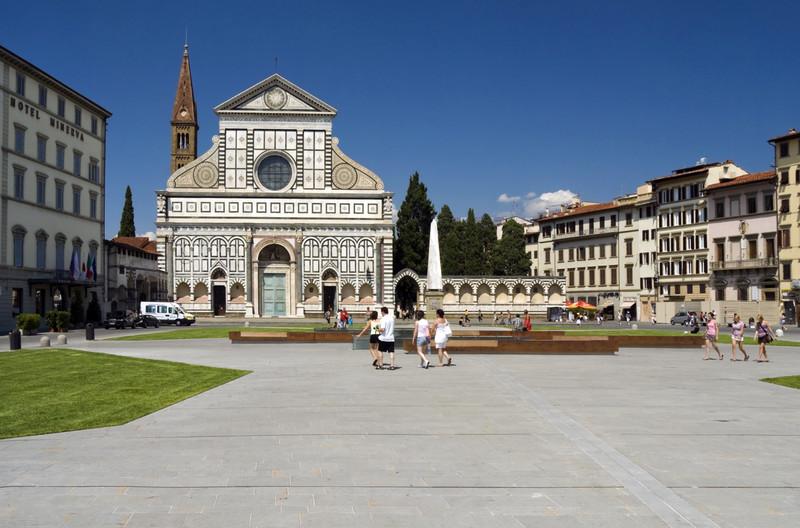 ''Piazza Santa Maria Novella'' - Firenze