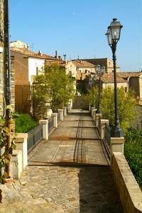 Ponte sul Vallone