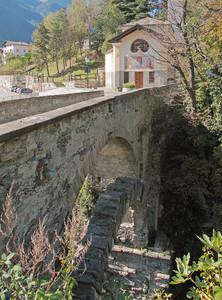 Antichi ponti a Chatillon