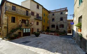 Altra piazza di Civitella