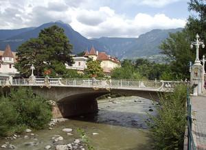 Il ponte di Merano