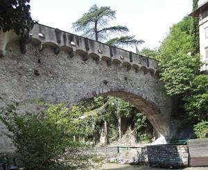Il ponte antico di Merano