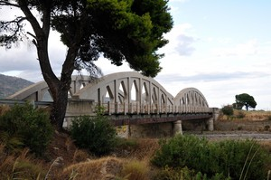 Terzo ponte sul torrente Saraceno