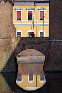 Un ponte del castello