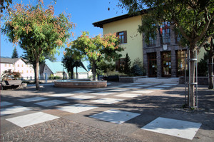 Piazzetta del municipio