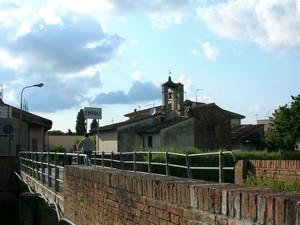 Un piccolo ponte a Ponzano
