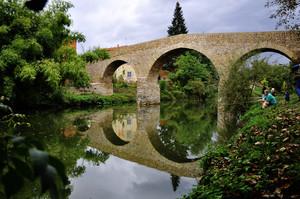 Il ponte Romano di Pogi
