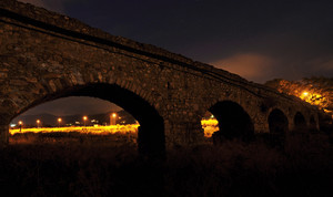 Ponte sul Merula