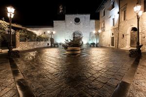 La Piazza di Barbara –  Leonessa