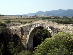 Il Ponte della Badia di Vulci