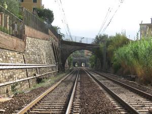 Ponte Passaggio Pedonale Ferroviario