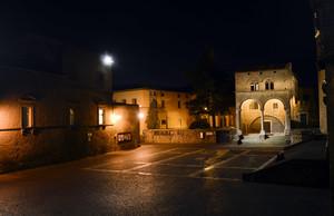 Piazza San Lorenzo di Notte #2