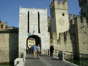 …entriamo in uno dei posti più belli d'Italia…