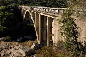 Un ponte prima di Luras