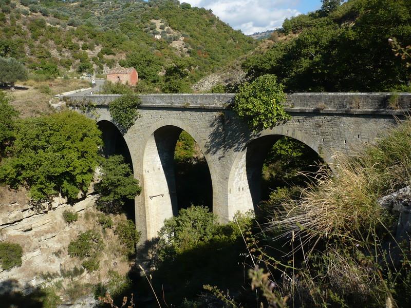 ''Ponte sulla fiumarella Gorgoglione'' - Gorgoglione